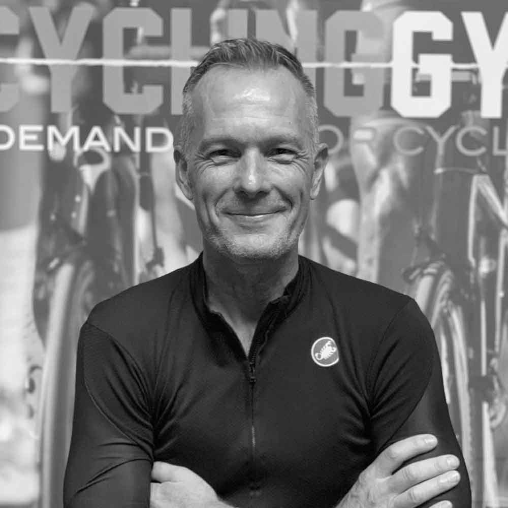Erik Mol fietstraining Procyclinggym Trigym Schagen
